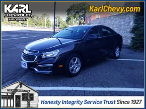 2015_Chevrolet_Cruze_LT RS_ New Canaan CT