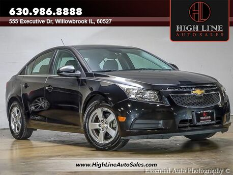 2015_Chevrolet_Cruze_LT_ Willowbrook IL