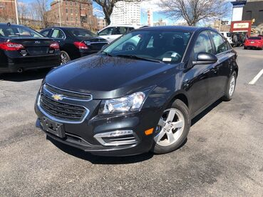 2015_Chevrolet_Cruze_LT_ Worcester MA