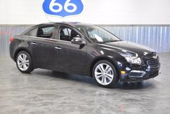2015_Chevrolet_Cruze_LTZ 'LEATHER LOADED!!' BACK UP CAMERA! ONLY 35K MILES!! 38 MPG!!_ Norman OK