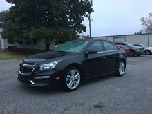 2015_Chevrolet_Cruze_LTZ_ Richmond VA
