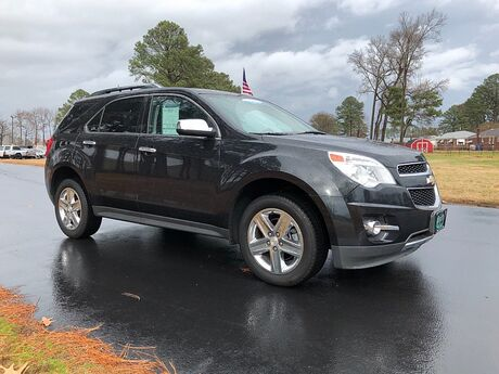 2015 Chevrolet Equinox 4d SUV AWD LTZ Outer Banks NC