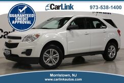 2015_Chevrolet_Equinox_LS_ Morristown NJ