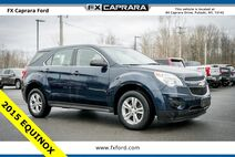 2015 Chevrolet Equinox LS Watertown NY