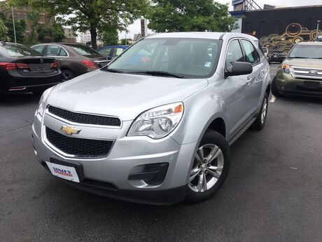2015 Chevrolet Equinox LS Worcester MA