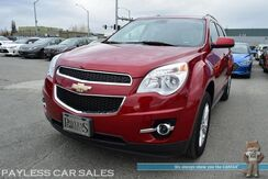 2015_Chevrolet_Equinox_LT / AWD / 3.6L V6 / Heated Leather Seats / Auto Start / Pioneer Speakers / Bluetooth / Back Up Camera / Low Miles / 1-Owner_ Anchorage AK
