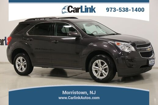 2015 Chevrolet Equinox LT Morristown NJ