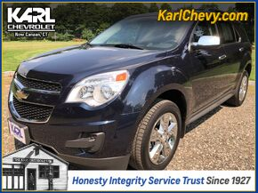 2015_Chevrolet_Equinox_LT_ New Canaan CT