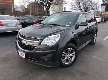 2015_Chevrolet_Equinox_LT_ Worcester MA