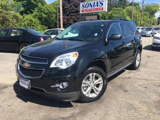 2015 Chevrolet Equinox LT Worcester MA