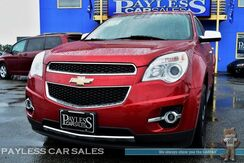 2015_Chevrolet_Equinox_LTZ / AWD / Heated Power Leather Seats / Navigation / Lane Departure Monitoring / Auto Start / Pioneer Speakers / Bluetooth / Back-Up Camera / 29 MPG / 1-Owner_ Anchorage AK