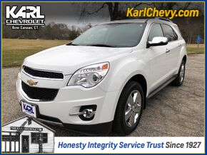 2015_Chevrolet_Equinox_LTZ_ New Canaan CT