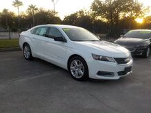 2015_Chevrolet_Impala_LS Fleet_ Houston TX