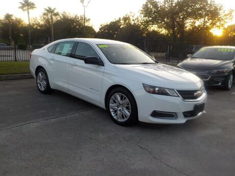 2015 Chevrolet Impala LS Fleet Houston TX