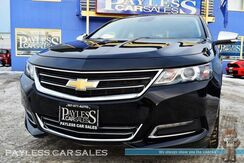 2015_Chevrolet_Impala_LTZ / Automatic / Power & Heated Leather Seats / Auto Start / Adaptive Cruise Control / Advanced Safety Pkg / Bluetooth / Back-Up Camera / Cruise Control / 29 MPG_ Anchorage AK