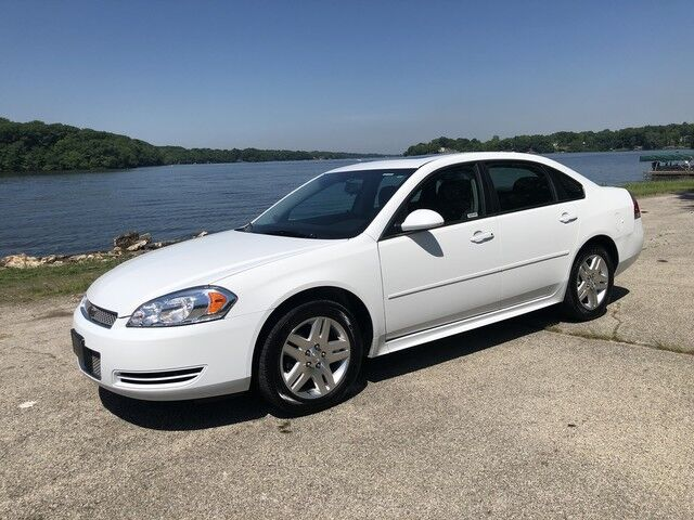 2015 Chevrolet Impala Limited LT 3.6 V6 Alloy Wheels Sunroof Decatur IL