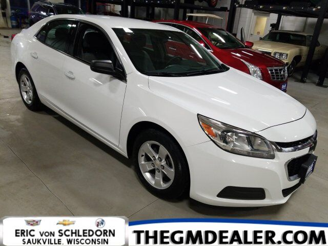 2015 Chevrolet Malibu LS Milwaukee WI