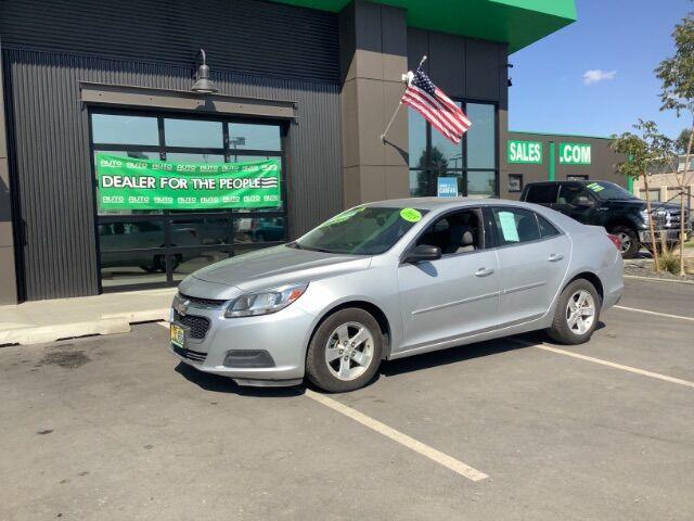 2015 Chevrolet Malibu LS Spokane Valley WA