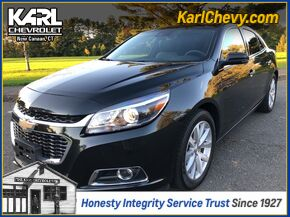 2015_Chevrolet_Malibu_LTZ_ New Canaan CT
