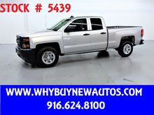 2015_Chevrolet_Silverado 1500_~ Double Door ~ Only 38K Miles!_ Rocklin CA