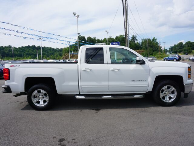 2015 Chevrolet Silverado 1500 4WD DOUBLE CAB 143.5  LT Mount Hope WV