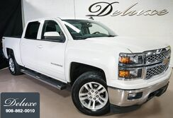 Chevrolet Silverado 1500 LT 4WD Crew Cab, All Star Edition, Navigation System, Rear-View Camera, Bluetooth Streaming Audio, Heated Leather Seats, 18-Inch Alloy Wheels, 2015