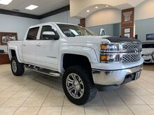 2015_Chevrolet_Silverado 1500_LT Crew Cab 4WD , Leather, LIFTED 8800$ IN EXTRAS_ Charlotte NC