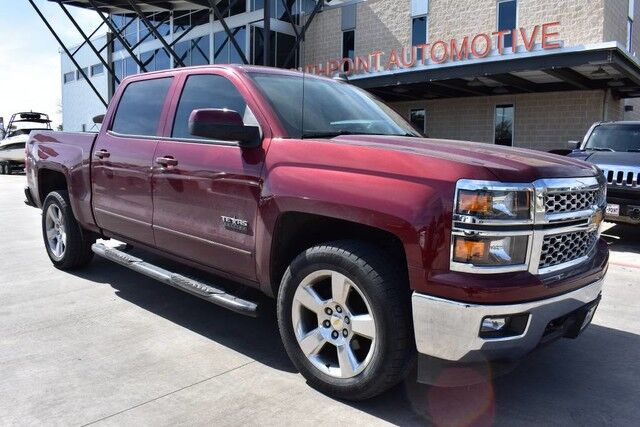 2015 chevrolet silverado 1500 lt crew cab texas edition 5 3l v8 san antonio tx 28707757. Black Bedroom Furniture Sets. Home Design Ideas