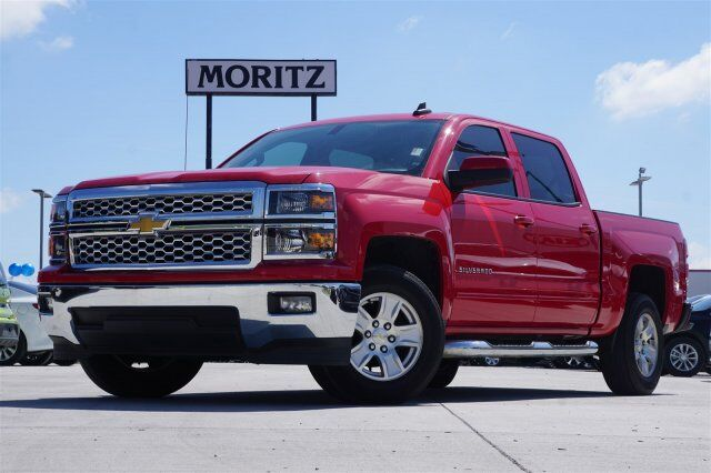 2015 Chevrolet Silverado 1500 LT Fort Worth TX
