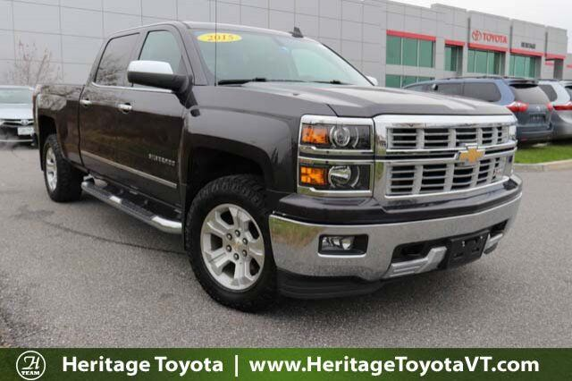2015 Chevrolet Silverado 1500 LTZ South Burlington VT