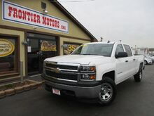 2015_Chevrolet_Silverado 1500_Work Truck Crew Cab 4WD_ Middletown OH