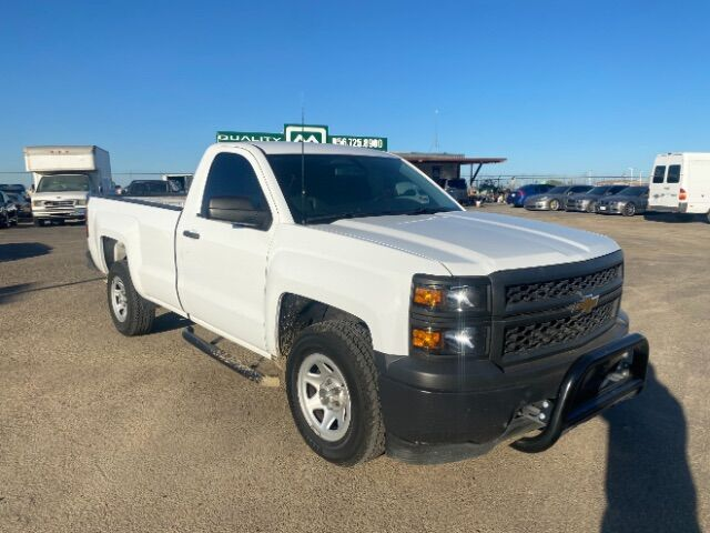 2015 Chevrolet Silverado 1500 Work Truck Long Box 2WD Laredo TX