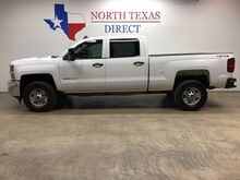 2015_Chevrolet_Silverado 2500HD_4x4 Diesel Allison Crew Cab Short Bed Rhino Lined Towing_ Mansfield TX