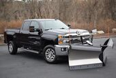 2015 Chevrolet Silverado 2500HD 4x4 LT Crew Cab with Plow