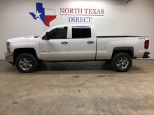 2015_Chevrolet_Silverado 2500HD Built After Aug 14_Duramax Diesel 4x4 Crew Short Bed Allison Chrome Wheels_ Mansfield TX