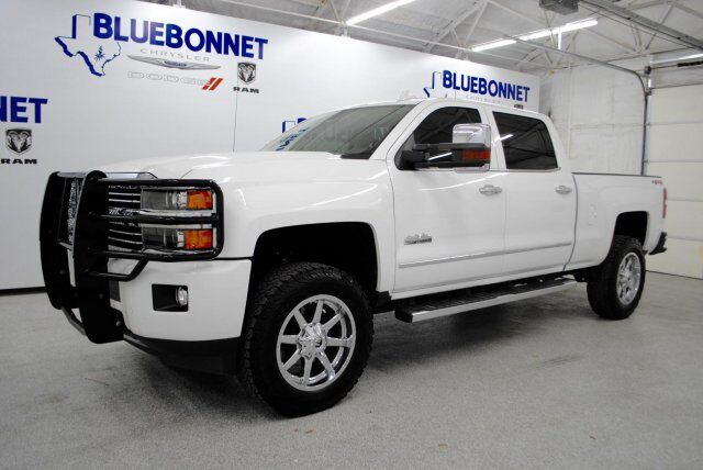 2015 Chevrolet Silverado 2500hd Built After Aug 14 High Country New