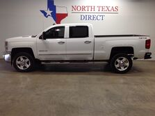 Chevrolet Silverado 2500HD Built After Aug 14 LTZ 4X4 Diesel Allison GPS Navi Camera Lane Alert 2015