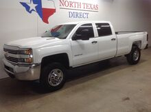 2015_Chevrolet_Silverado 2500HD Built After Aug_2500 HD 4x4 Diesel Crew Rhino Liner Park Assist_ Mansfield TX