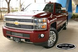 Chevrolet Silverado 2500HD Built After Aug High Country 2015