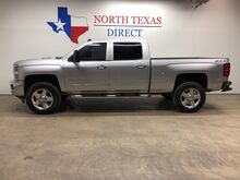 2015_Chevrolet_Silverado 2500HD Built After Aug_LTZ 4WD Diesel GPS Navi Camera Heated Cool Leather_ Mansfield TX
