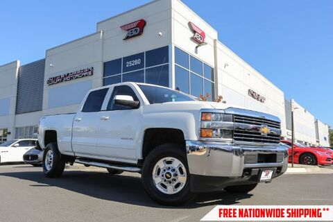 2015_Chevrolet_Silverado 2500HD_LT Crew Cab 4WD_ Chantilly VA