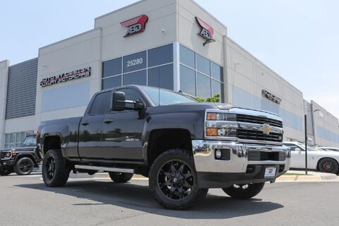 2015_Chevrolet_Silverado 2500HD_LT Double Cab 4WD_ Chantilly VA