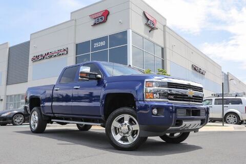 2015_Chevrolet_Silverado 2500HD_LTZ Crew Cab 4WD_ Chantilly VA