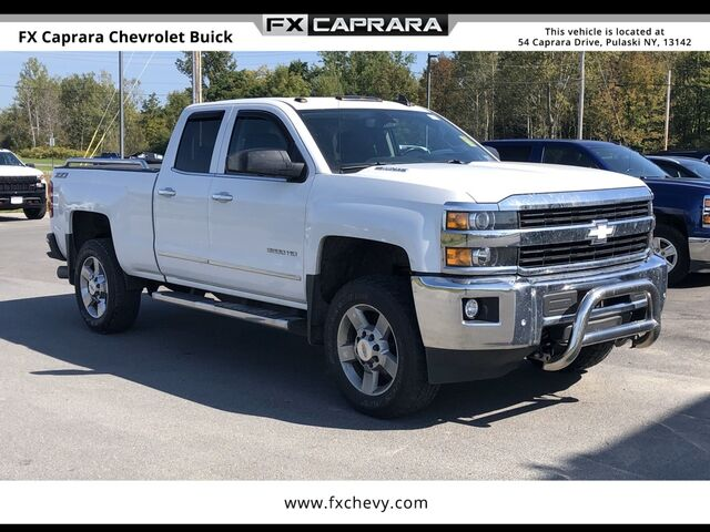 2015 Chevrolet Silverado 2500HD LTZ Watertown NY