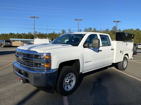 2015 Chevrolet Silverado 3500HD Built After Aug 14 Work Truck Monroe GA