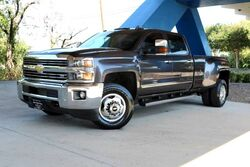Chevrolet Silverado 3500HD Built After Aug LTZ 2015