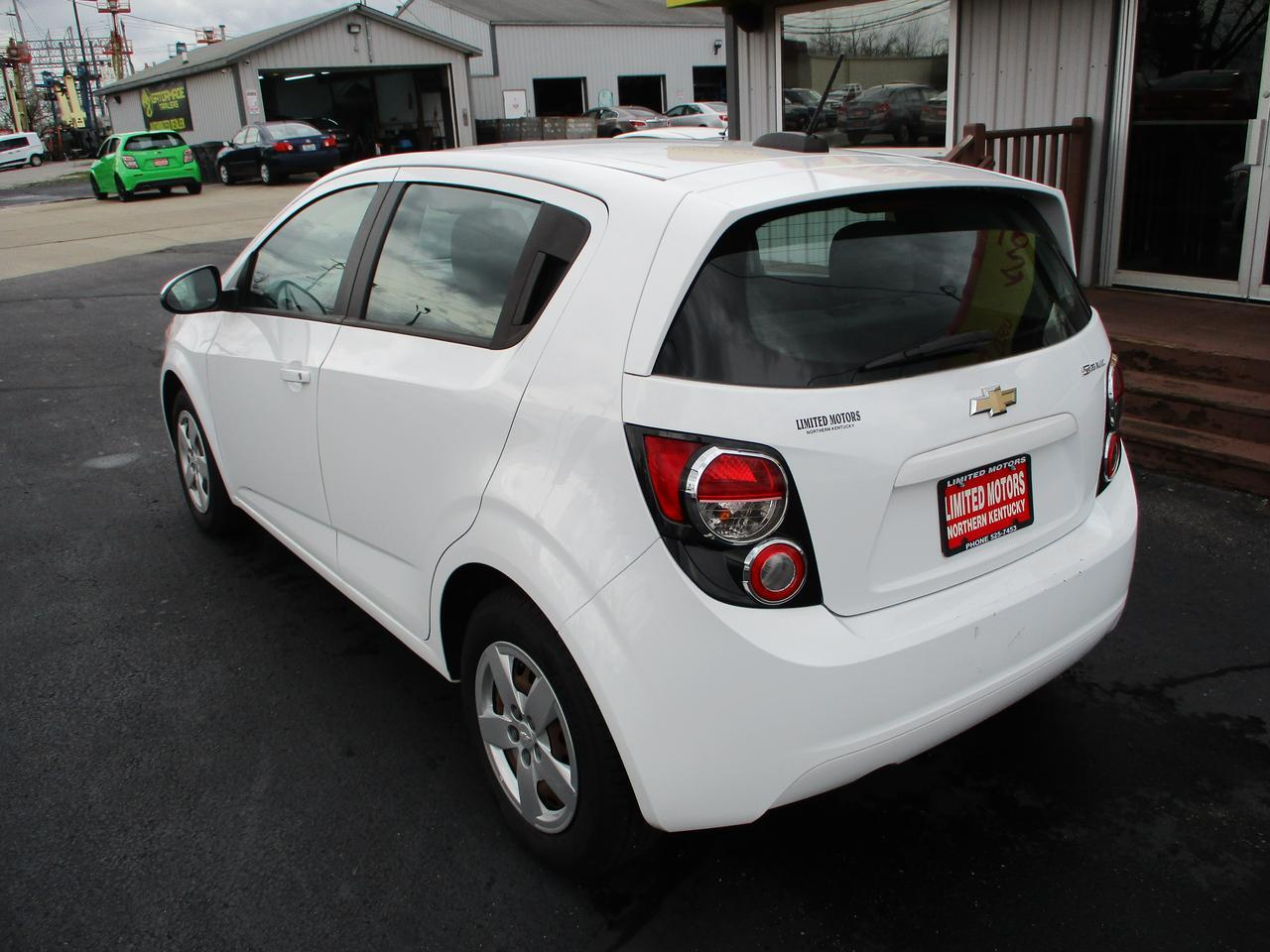 2015 Chevrolet Sonic LS Florence KY