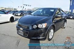 2015_Chevrolet_Sonic_LT / Automatic / Auto Start / Cruise Control / Bluetooth / Aluminum Wheels / Only 22k Miles / 35 MPG_ Anchorage AK