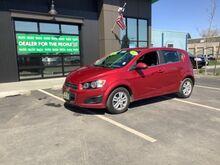2015_Chevrolet_Sonic_LT Manual 5-Door_ Spokane Valley WA