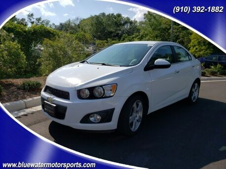 2015_Chevrolet_Sonic_LTZ_ Wilmington NC